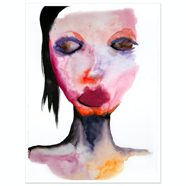 Marilyn Manson The Eve Of Destruction Print