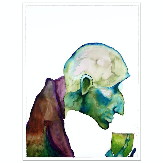 Marilyn Manson When I Get Old Print