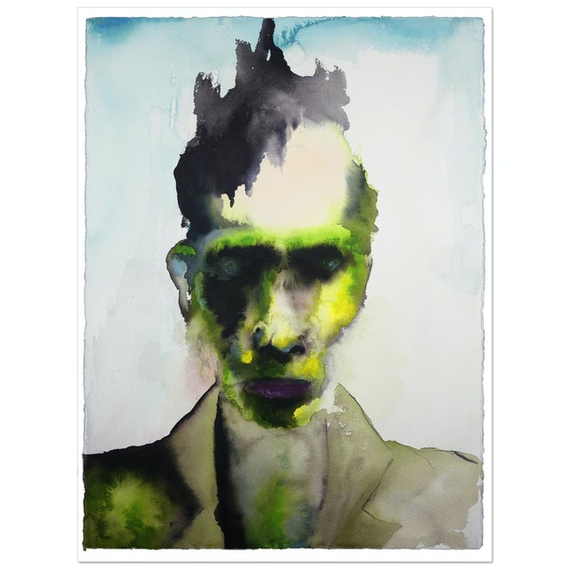 Marilyn Manson The Enabler Print