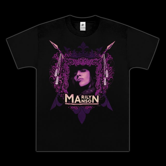 Marilyn Manson Crest T-Shirt