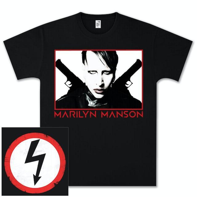 Marilyn Manson Pistol Whipped T-Shirt