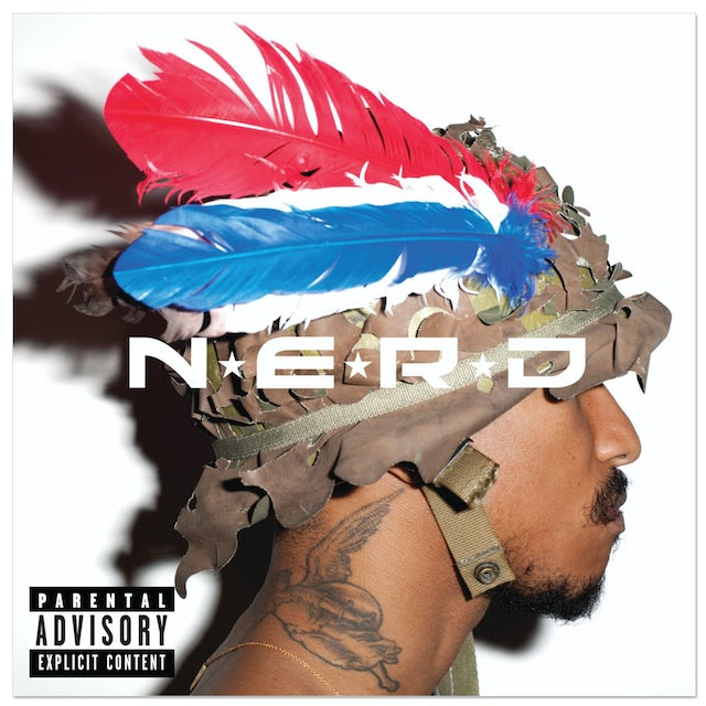 N.E.R.D. Nothing Standard Edition CD