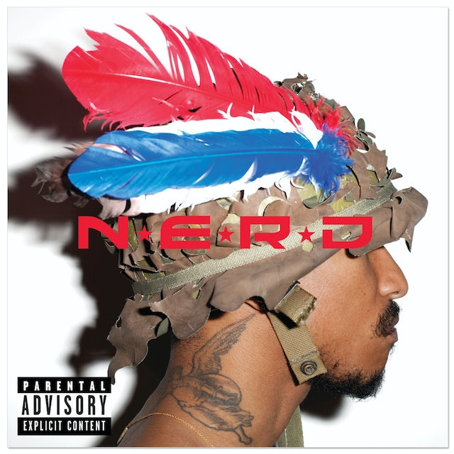 N.E.R.D. Nothing Deluxe Edition CD