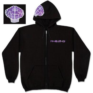 N.E.R.D. Galaxy Zip Hoodie
