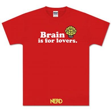 N.E.R.D. Red Lovers T-Shirt