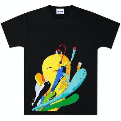 N.E.R.D. Splash T-Shirt