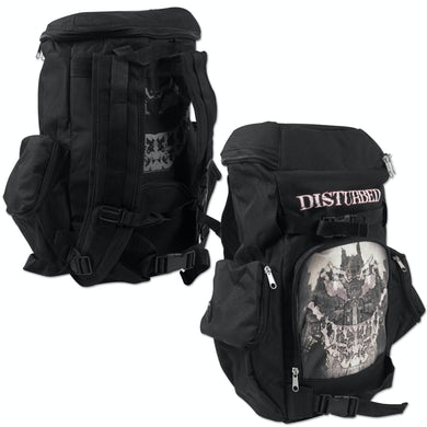 Disturbed Face Your Fears Backpack