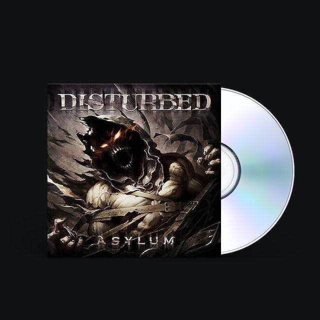 Disturbed - Asylum CD