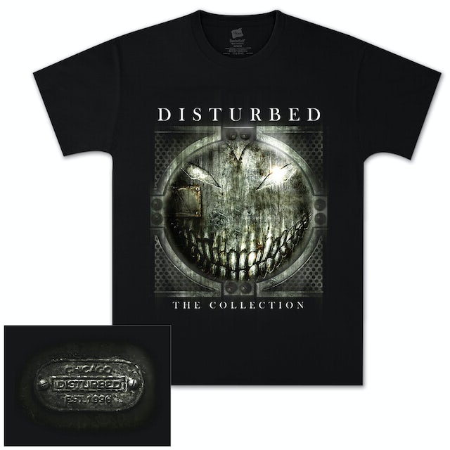 Disturbed Integrated T-Shirt