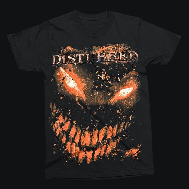 Disturbed Jumbo Face Splat T-Shirt