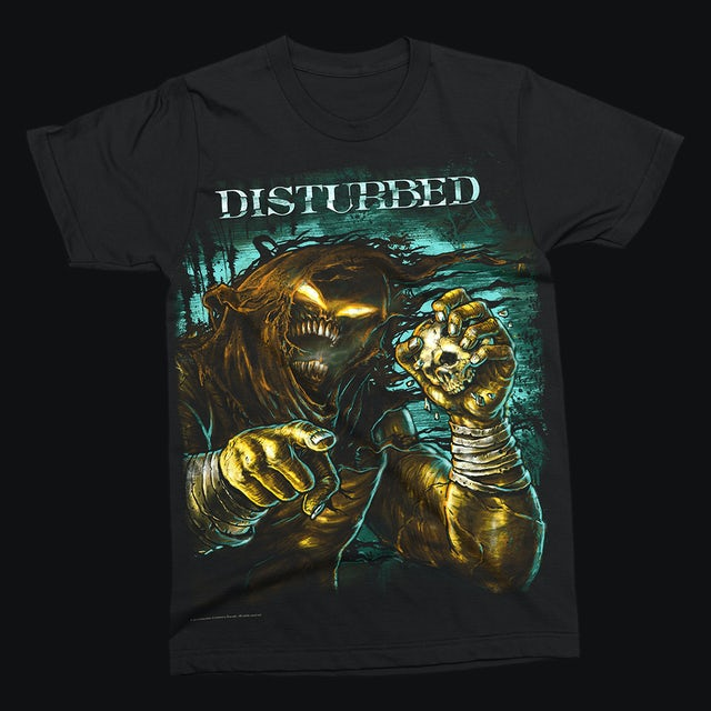 Disturbed Skull Crusher T-Shirt