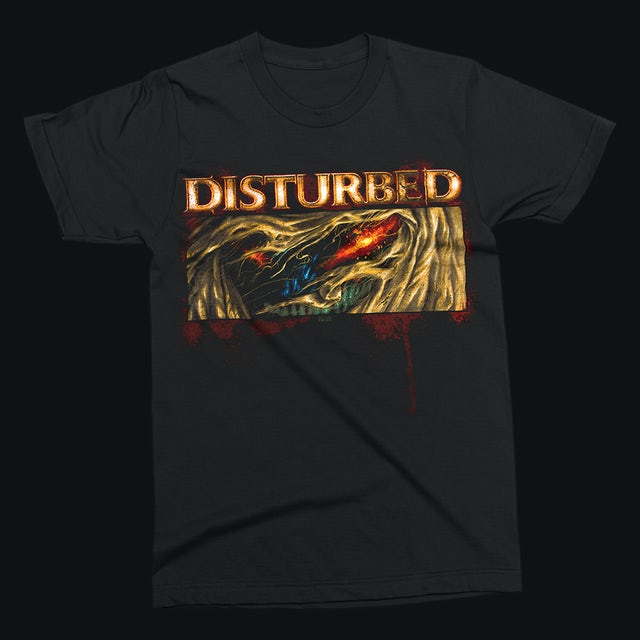 Disturbed Guy Up Close T-Shirt