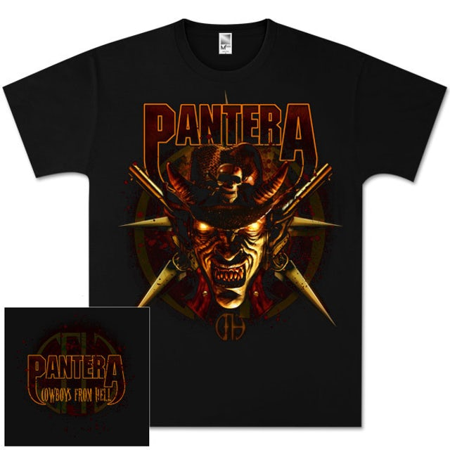 Pantera Cowboys From Hell T-Shirt