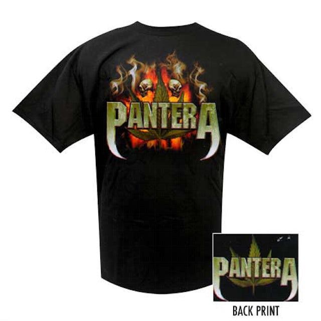 Pantera Skull & Leaf T-Shirt