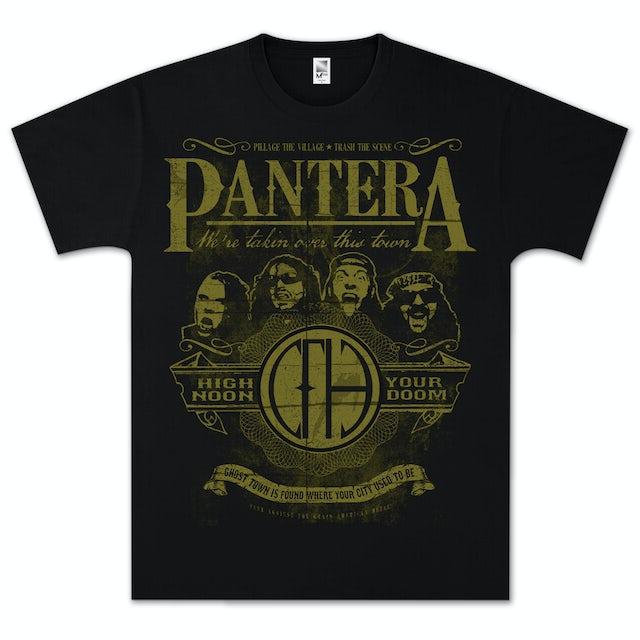 Pantera High Noon Your Doom T-Shirt