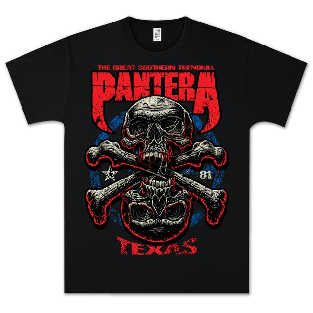 Pantera Double Cross T-Shirt
