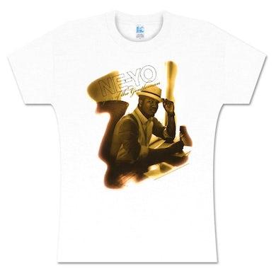 Ne-Yo Hat Photo Babydoll T-Shirt