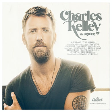 Charles Kelley - The Driver CD