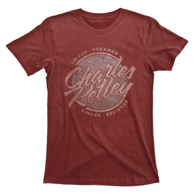 Charles Kelley Crest T-Shirt
