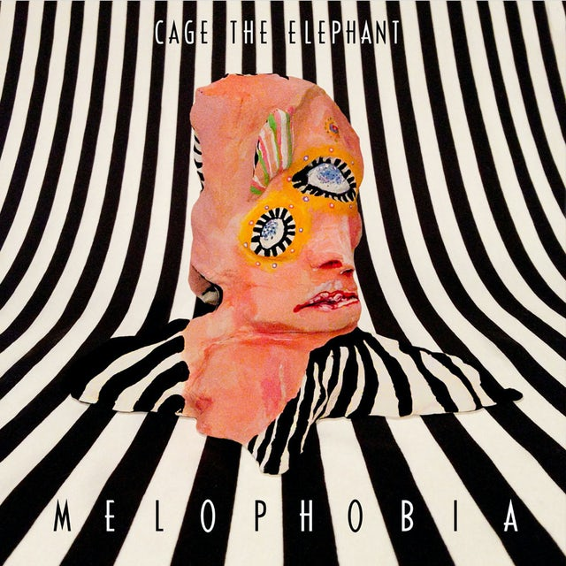 Cage The Elephant - Melophobia LP (Vinyl)