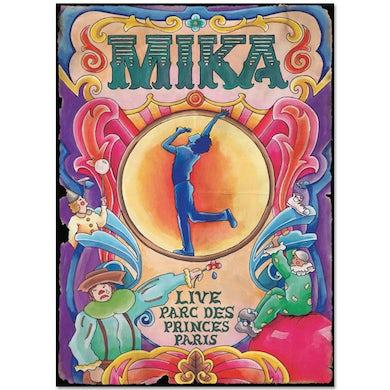 Mika Live Parc Des Princes Paris DVD