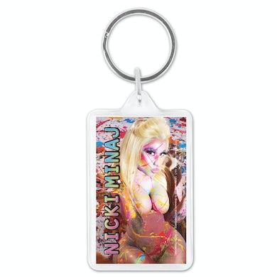 Nicki Minaj Acrylic Keychain