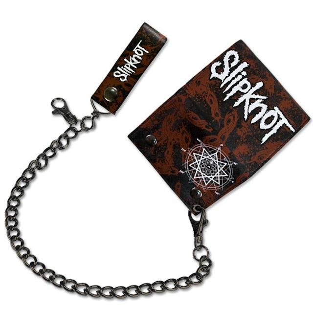 Slipknot Tribal Wallet