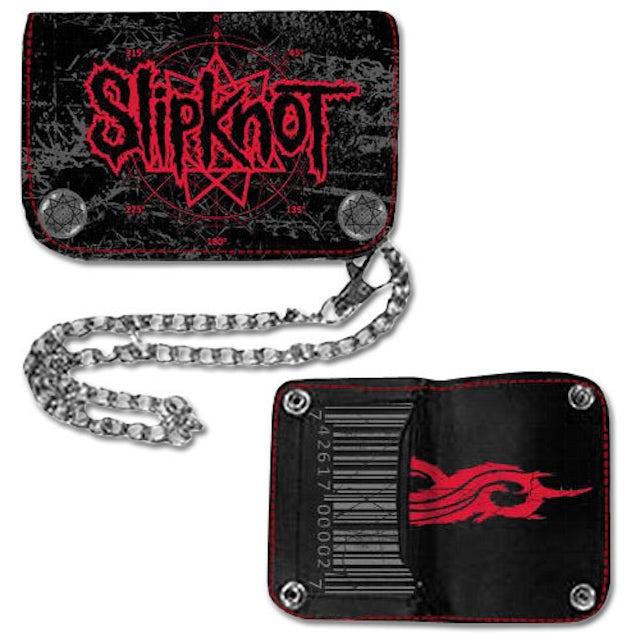 Slipknot Star Logo Hinge Wallet