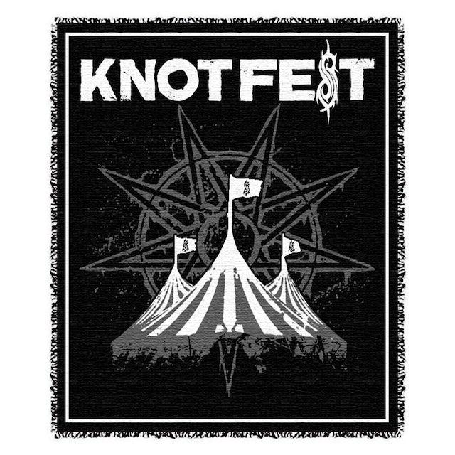 Slipknot TENT STAR BLANKET