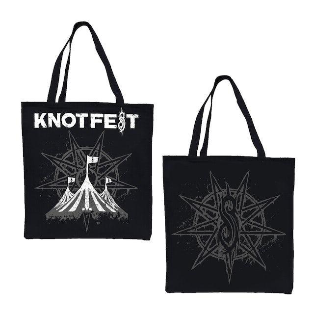 Slipknot TENT STAR TOTE BAG