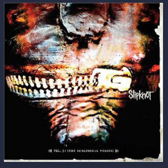 Slipknot - Vol. 3: (The Subliminal Verses) CD
