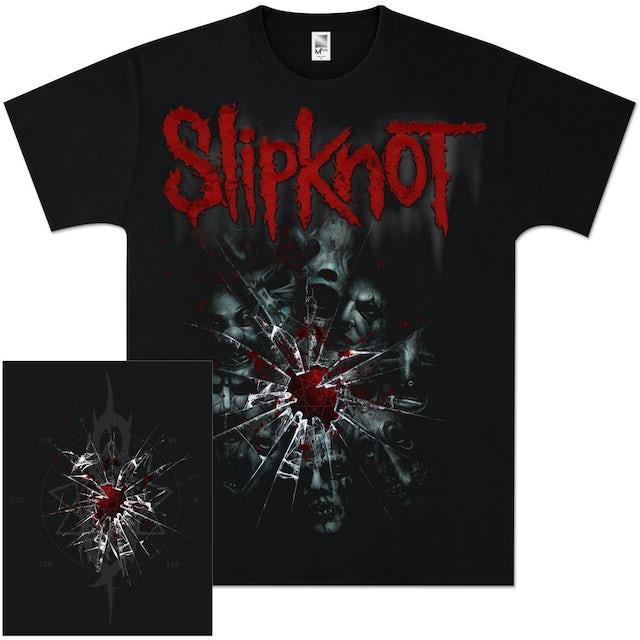Slipknot Shattered Glass T-Shirt