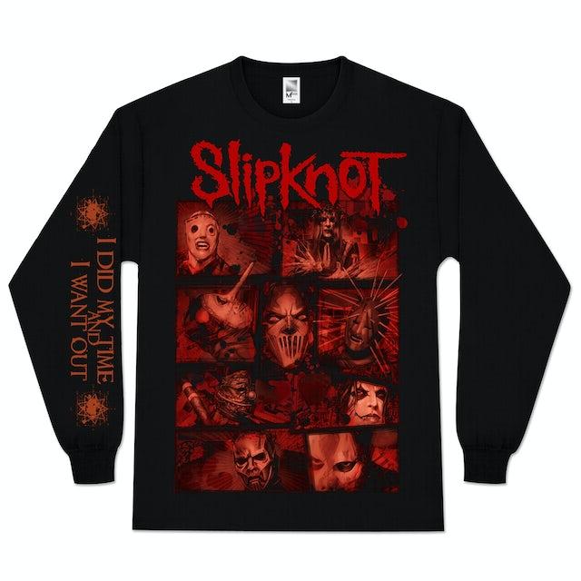 Slipknot All Hope is Gone Longsleeve T-Shirt
