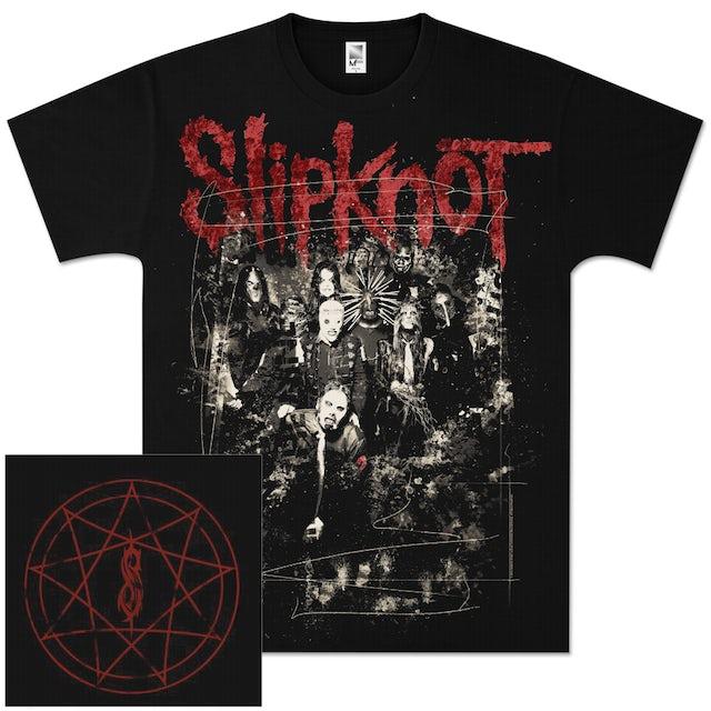 Slipknot Paul Gray The Nine T-Shirt