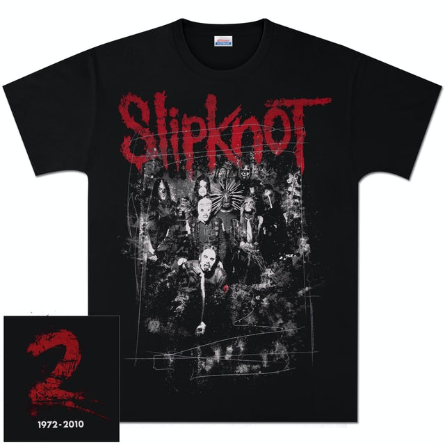 Slipknot Paul Gray #2 T-Shirt