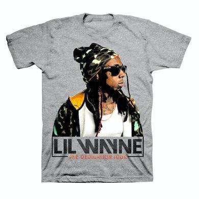 Lil Wayne Dedication Weezy Heather Tee