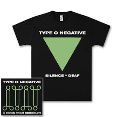 Type O Negative Silence T-Shirt