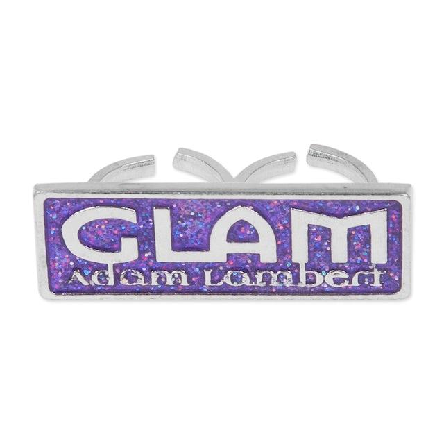 Adam Lambert GLITTER GLAM 2 FINGER RING