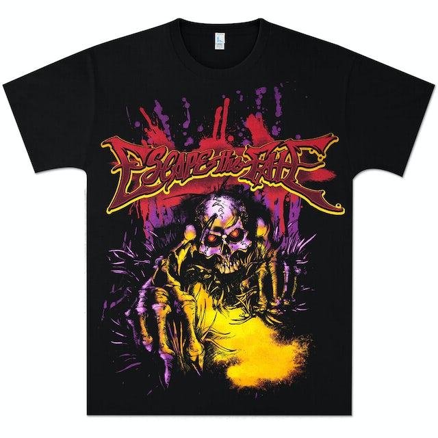 Escape The Fate Zombie Crawl T-Shirt