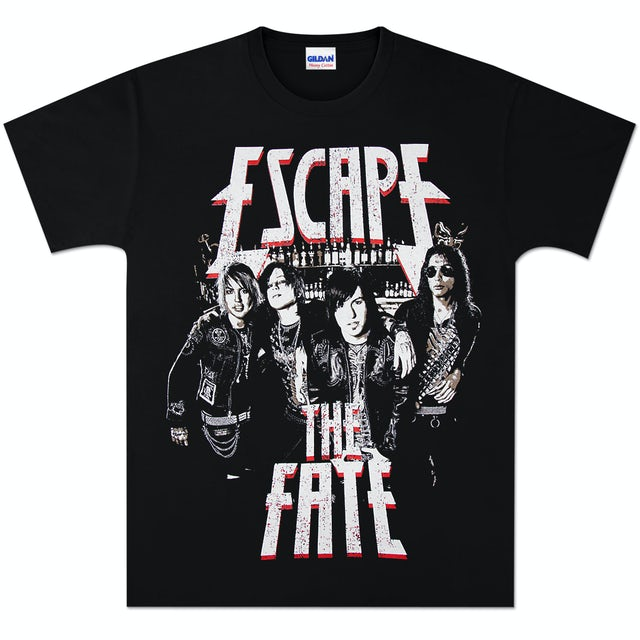 Escape The Fate Mugshot T-Shirt
