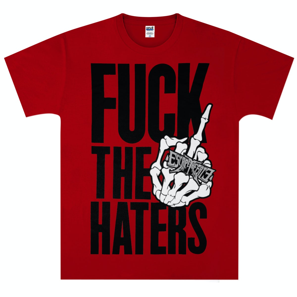 Escape the fate-shirt small punk new