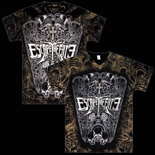 Escape The Fate V-Neck T-Shirt