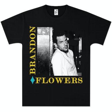 Brandon Flowers Diamond Photo T-Shirt