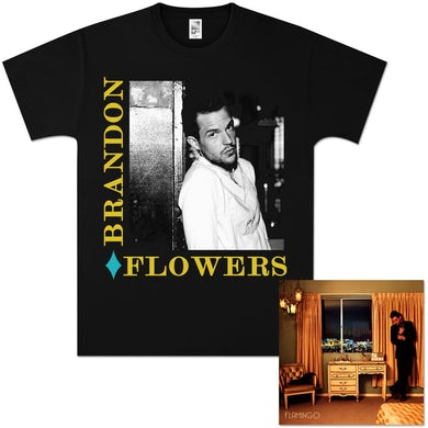 Brandon Flowers Flamingo Basic Bundle - International Customers