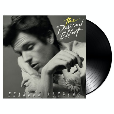Brandon Flowers The Desired Effect Vinyl LP