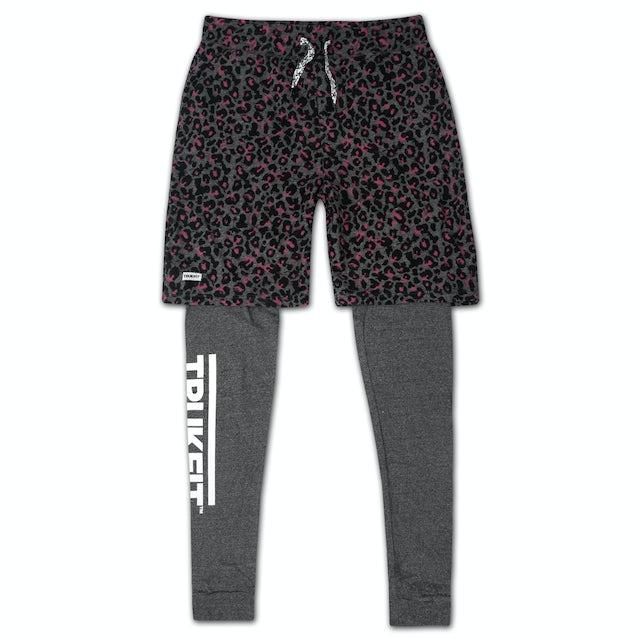 TRUKFIT Truk Cheetah Double Layered Sweatpants