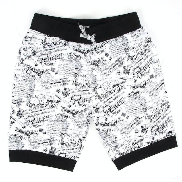 TRUKFIT Scribble Shorts