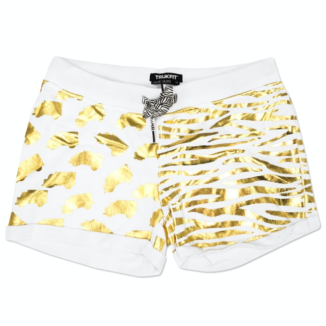 TRUKFIT Gold Foil Jr. Shorts