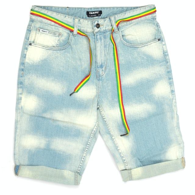 TRUKFIT Bleach Shorts