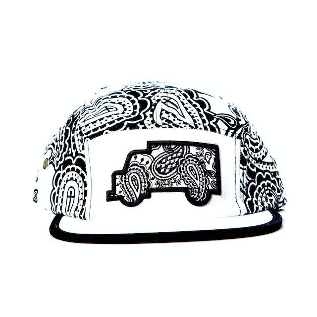 TRUKFIT Trukdaworld Paisley Hat